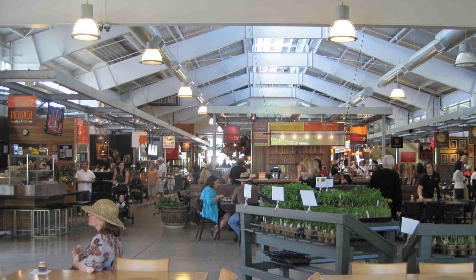 Oxbow Market, Napa