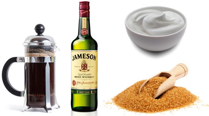 Irish Coffee ingredients, International Bartenders Association
