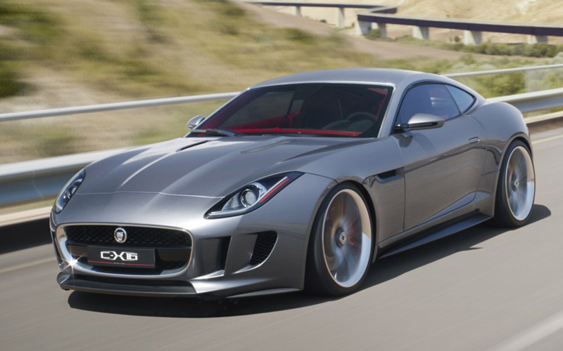 Jaguar C-X16 - Howard Walker, automotive editor/expert - The Wheel World