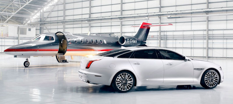 Jaguar XJL Ultimate - gilt.com - luxury automobile and online shopping