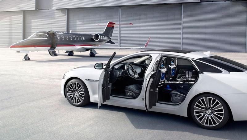 Jaguar XJL Ultimate - luxury autombile
