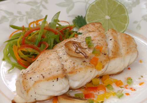 Key West Margarita Grouper - Florida's Executive Chef Justin Timineri - Florida Department of Agriculture and Consumer Services