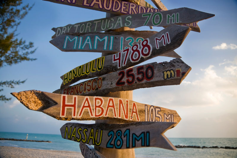 Key West - visit like a local - local hangouts and haunts