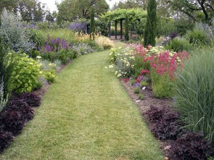 Sensory Wine Garden at kendall-Jackson