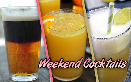 Your Weekend Cocktails for August 31 - Cocktials made with beer for Labor Day weekend