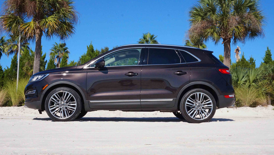 Lincoln MKC Black Label - Luxury SUV - American made