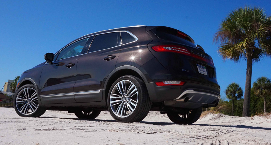 Lincoln MKC Black Label - luxury automotive service