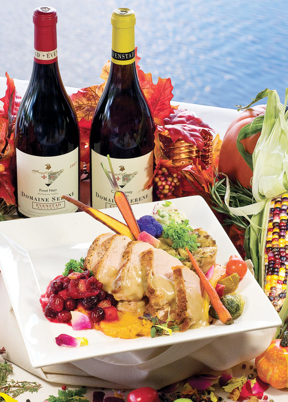 M Waterfront Grille - Thanksgiving dinner recipes