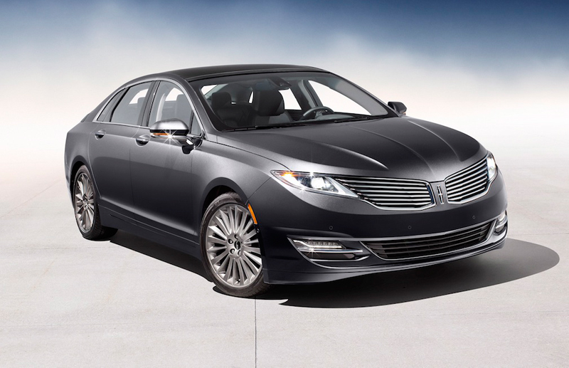 Lincoln MKZ - the new American luxury car - The Wheel World
