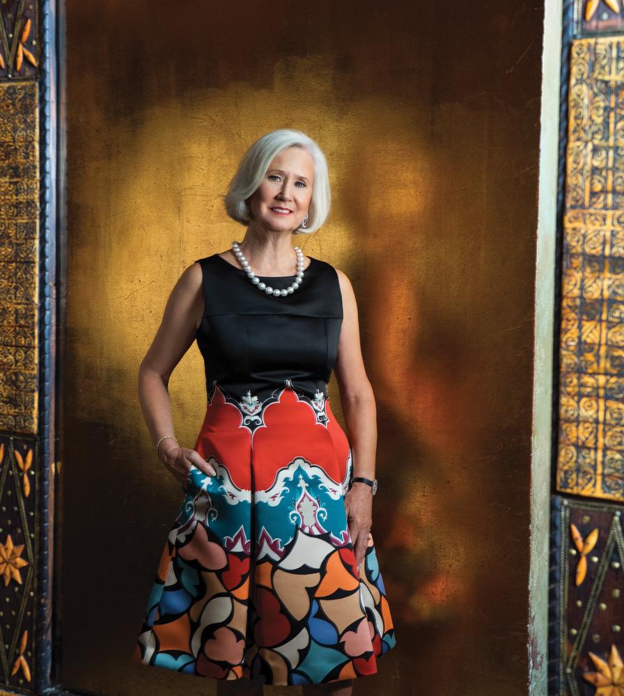 Martha Fligg - Naples and Southwest Florida Philanthropist - Naples Leading Lady