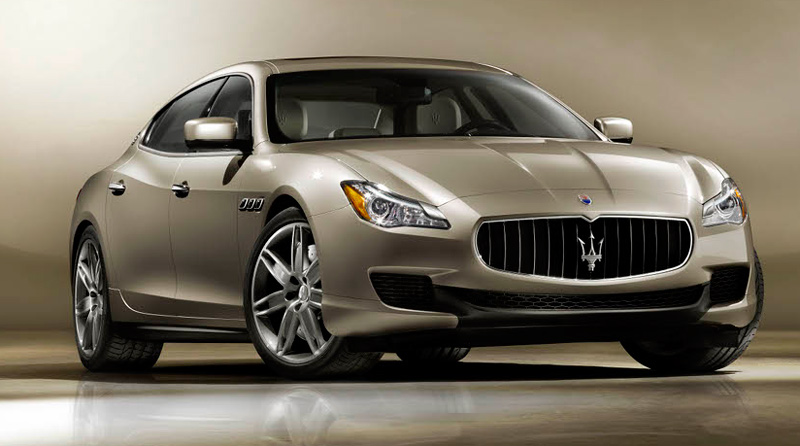 2013 Maserati Quattroporte - Thw Wheel World - luxury sports car