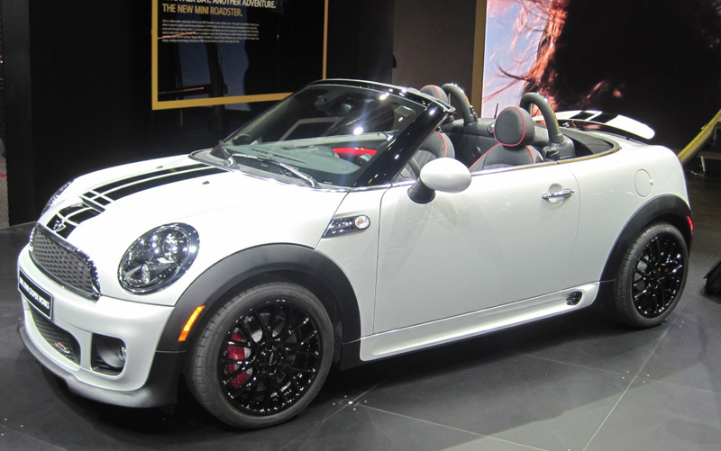 2013 Mini Roadster - Howard Walker's Top 10 from the 2012 Detroit Auto Show