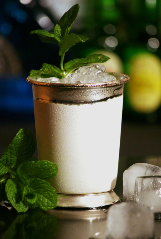 Lincoln - Daniel Day-Lewis - Mint Julep cocktail recipe from Jerry Thomas