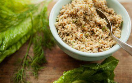 Mock Tuna Salad recipe from Whole Foods Market - Easy Raw