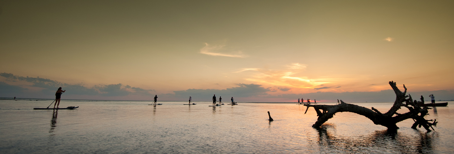Sunset Paddle in Naples and SOuthwest Florida