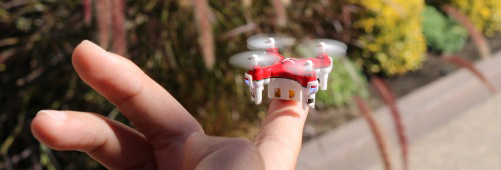 MOTA JetJay Nano Quadcopter