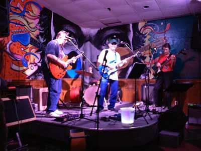 Mudbone rocks it on Tuesday nights at Freddie Rebel's in Naples.