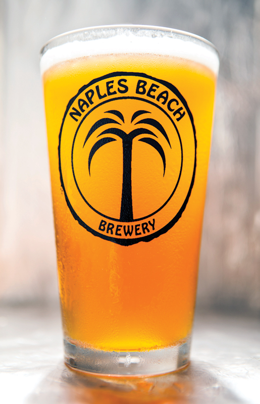 Naples Craft Beer Festival - Naples Beach Brewery will be on hand