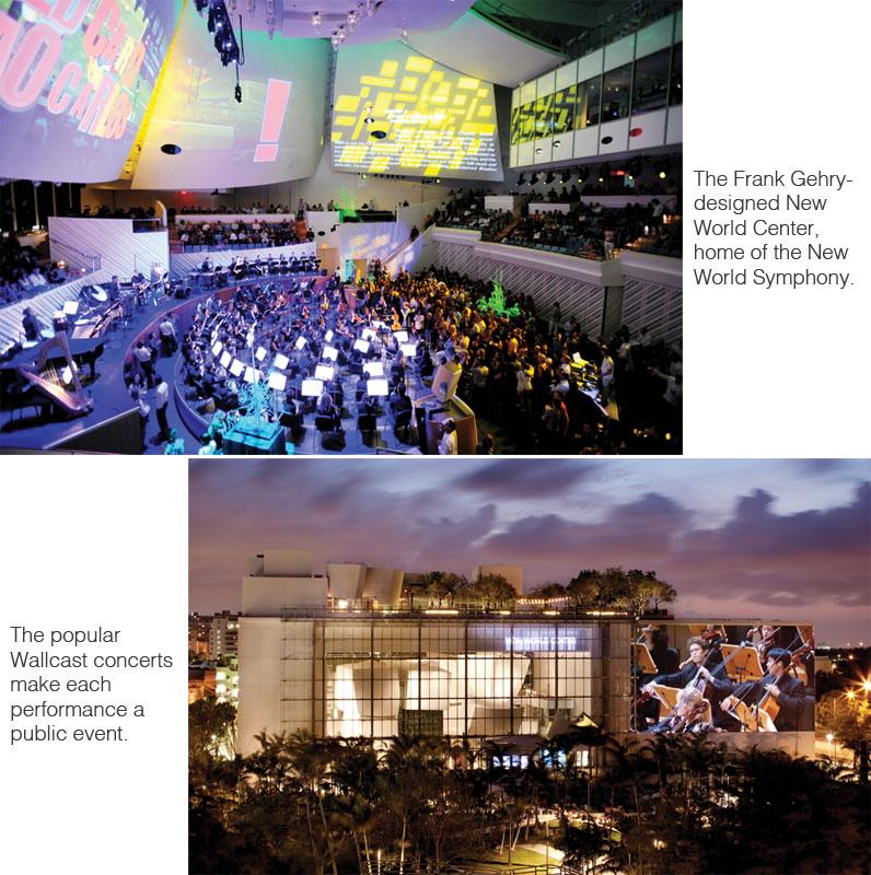 New World Center - New World Symphony
