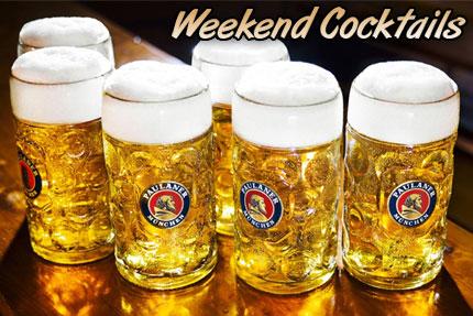Your Weekend Cocktails - Oktoberfestbier
