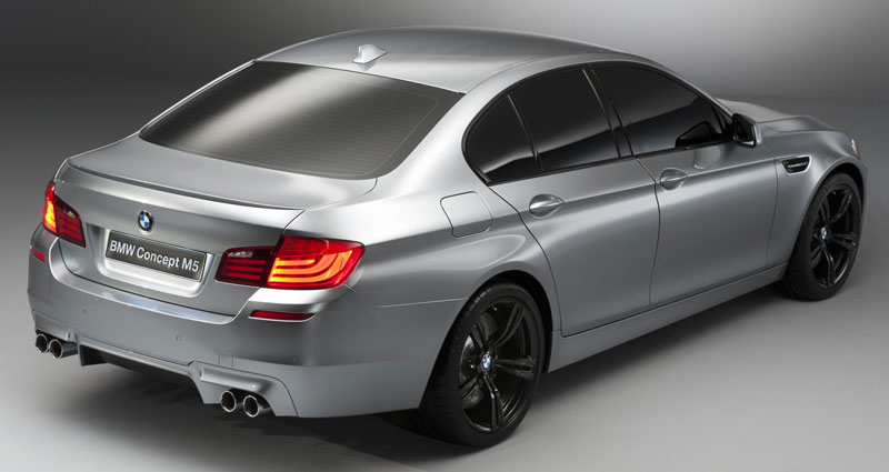 BMW Concept M5 - Howard Walker - Palm Beach Illustrated