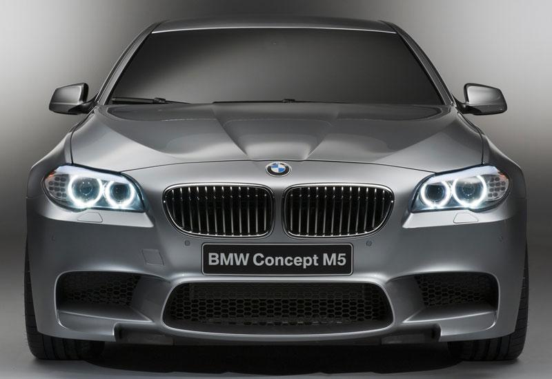 Howard Walker - BMW Concept M5