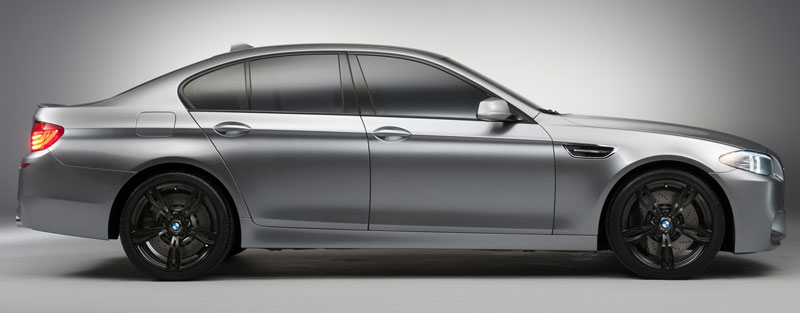 BMW Concept M5 - Howard Walker