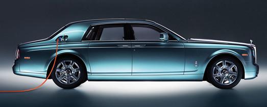 102EX Rolls-Royce Phantom