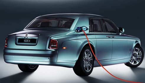 Howard Walker - Rolls Royce Phantom 102EX