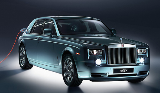 Rolls-Royce Phantom 102EX - Howard Walker