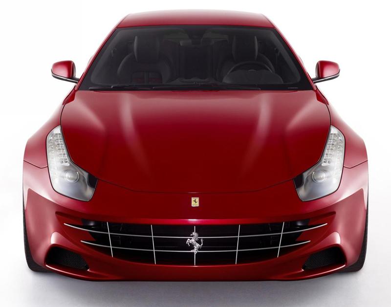 Ferrari FF - The Wheel World
