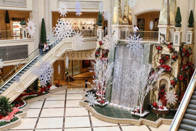 Palazzo - Las Vegas holiday celebration