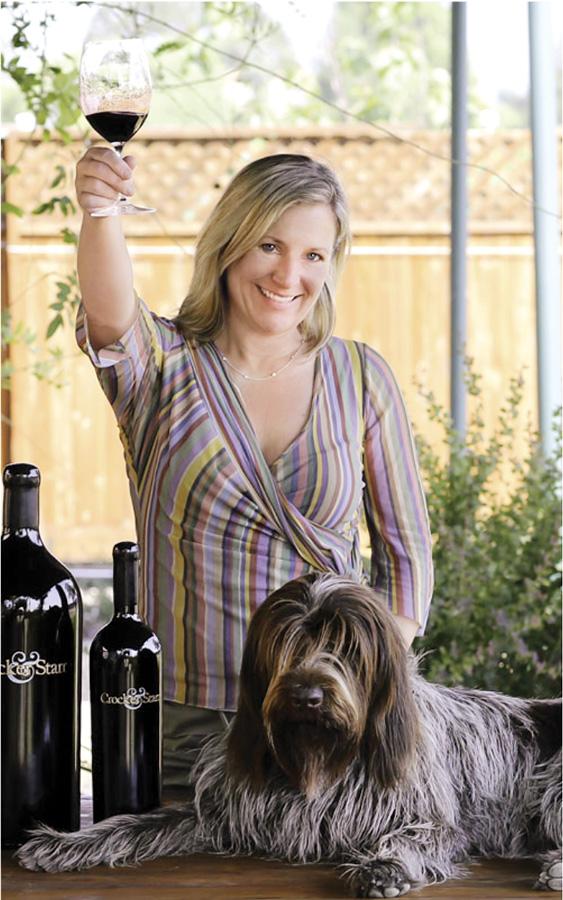 Pam Starr | Crocker & Starr, Napa Valley