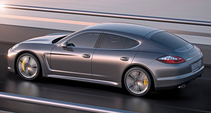 Porsche Panamera Turbo S - Howard Walker
