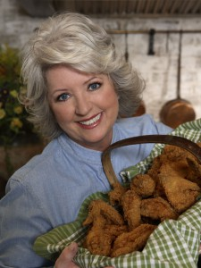 Paula Deen and fried chicken