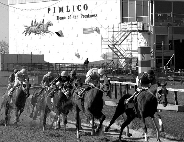 Pimlico-Race-Course---Preakness-Stakes