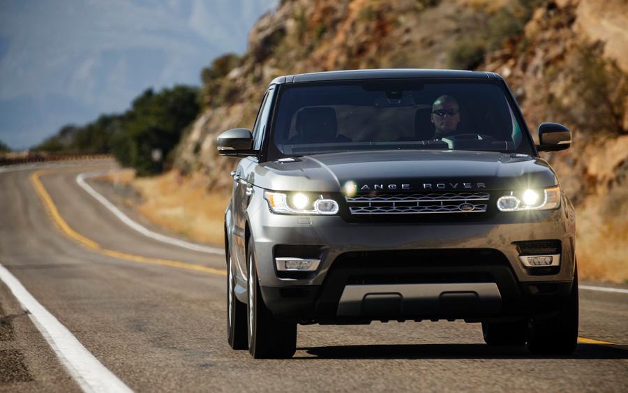 Range Rover Sport Td6