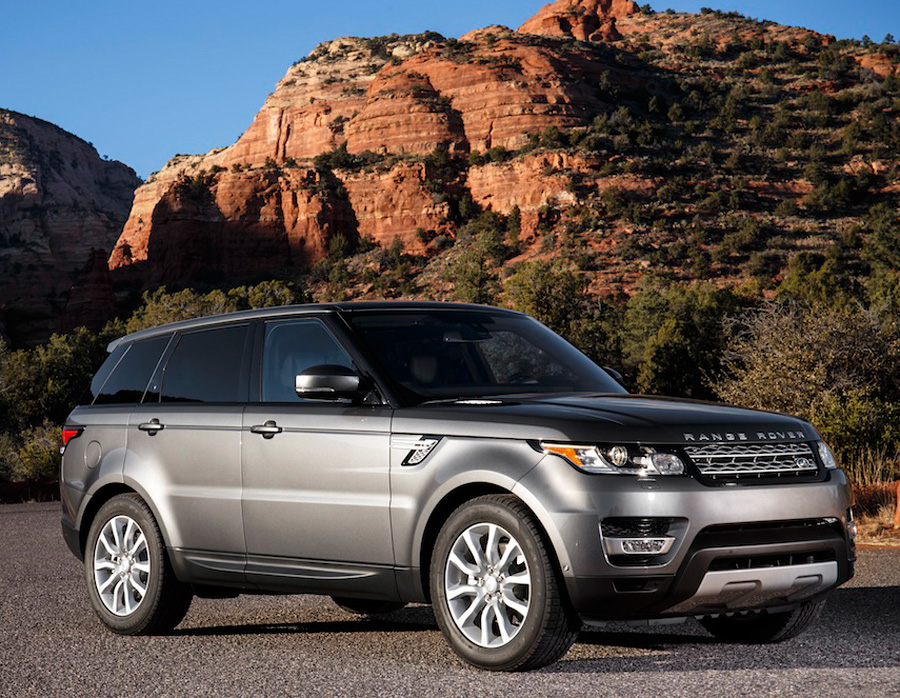Range Rover Sport Td6, diesel SUV from Land Rover, Howard Walker automotive review