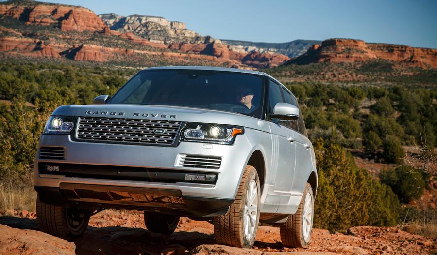 Range Rover Td6 - Luxury SUV Diesel