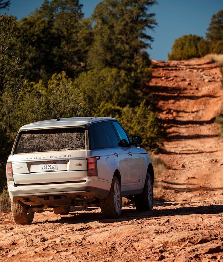 Range Rover Td6, luxury diesel SUV, fuel effcient diesel SUV