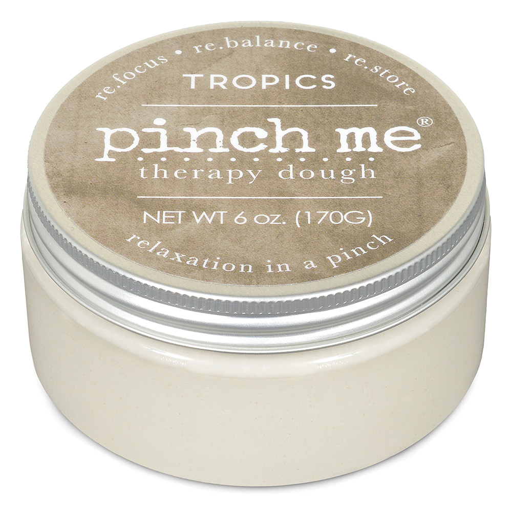 Pinch Me Tropics Therapy Dough is the real deal.