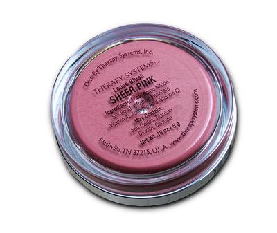 Therapy Systems Sheer Pink Blush