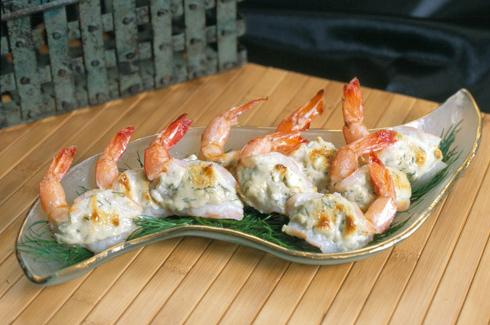 Shrimp Conga - FDACS - Justin Timineri