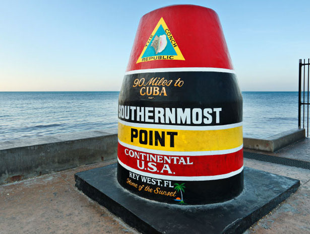 Southernmost Point, Key West - local's guide to conch haunts and hangouts