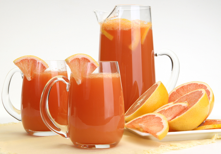 Grapefruit Spritzer - Florida Culinary Ambassador - Chef Justin Timineri