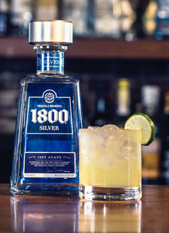 Super Bowl 50 cocktail recipes - 1800 Tequila - The Kick Off - SUper Bowl Party Ideas