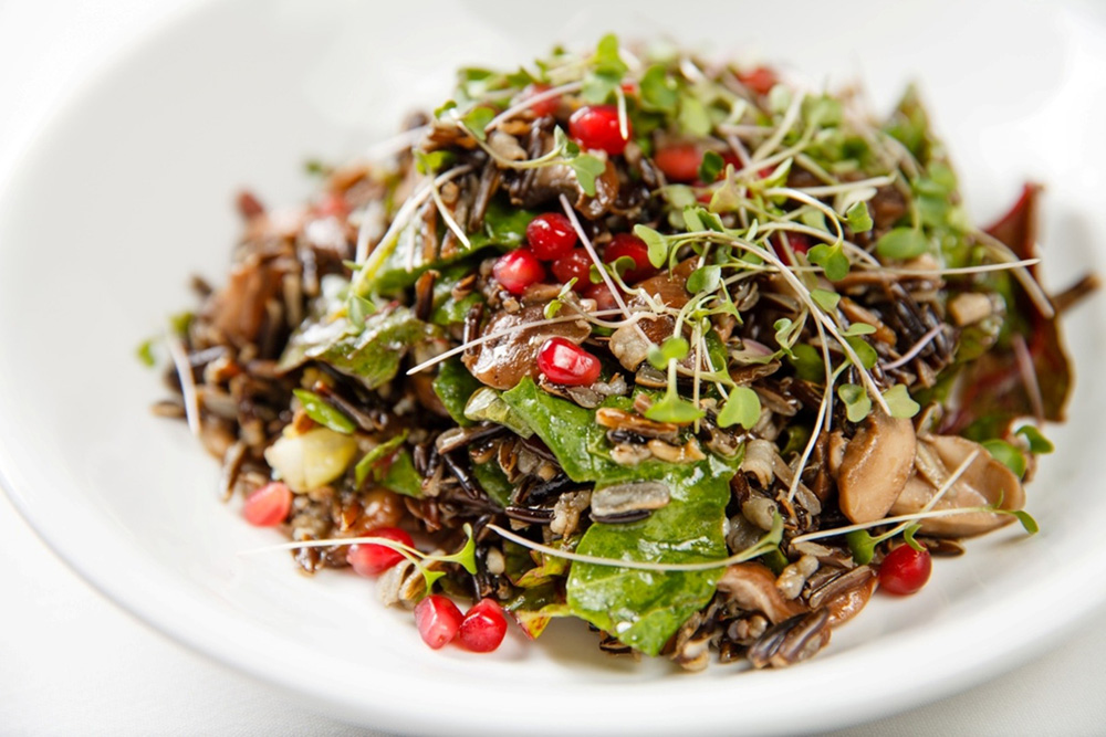 Naples Illustrated's Dining Awards - Best Vegetarian/Vegan Cuisine - The Local - SUperfood Salad