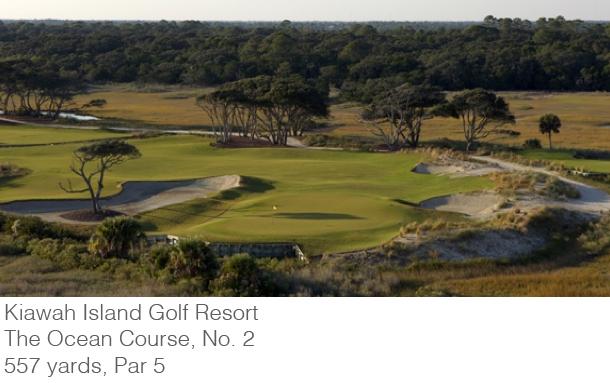 The Ocean Course - Kiawah Island Golf Resort - PGA Championship