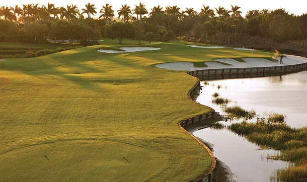 The Rookery at Marco - Toughest golf courses in Southwest Florida - Marco Island Beach Resort, Golf Club & Spa