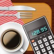 Calculating tips in restaurants